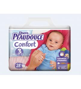Couche Peaudouce Confort T 3