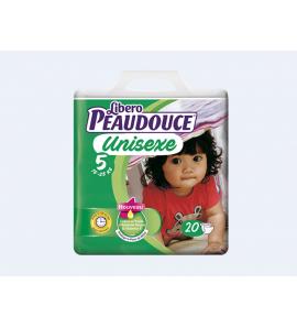Couche Peaudouce Unisexe T 5