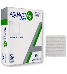 PANSEMENT ANTI ESCARRES AQUACEL AG+ 10X10