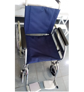Fauteuil roulant repose pieds démontable Accoudoirs amovible