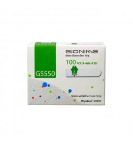 Bandelette Bionime GM550 De 50