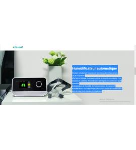 Appareil CPAP Resvent Autopiloté