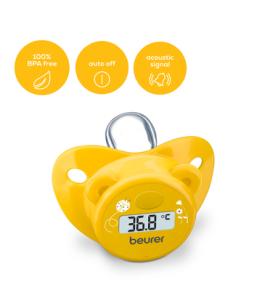 Thermomètre Sucette Tétine Beurer BY20